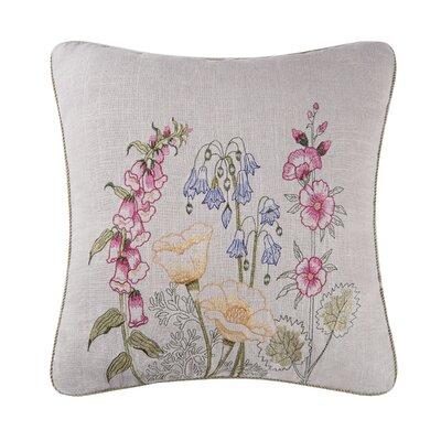Gurule Floral Garden Throw Pillow