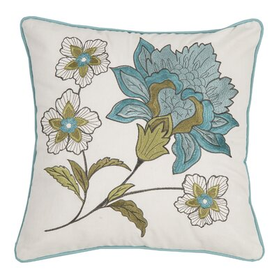 Scheiner Cotton Throw Pillow