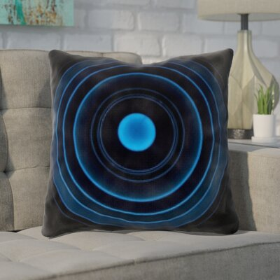 Gurley Neon Speaker Throw Pillow