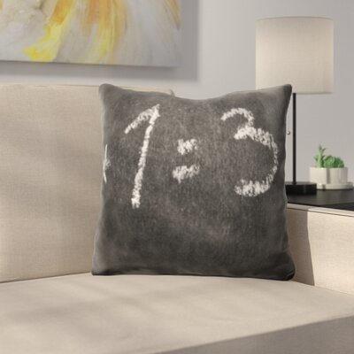 Kutz Formula False Addition Throw Pillow