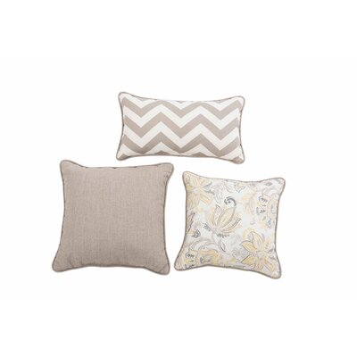Evart 3 Piece Pillow Set