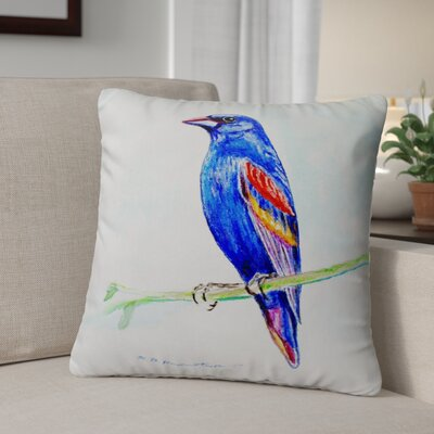 Isola Birds Indoor/Outdoor Throw Pillow