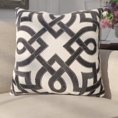 Dalley Indoor Cotton Throw Pillow