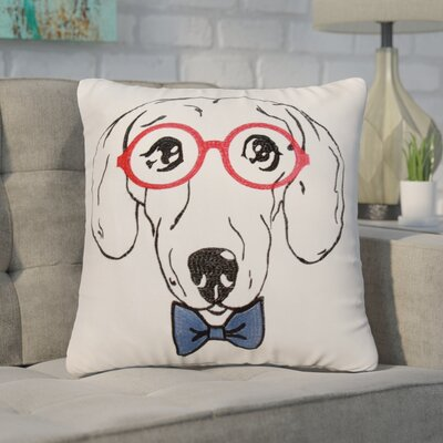 Difranco Dachshund Throw Pillow