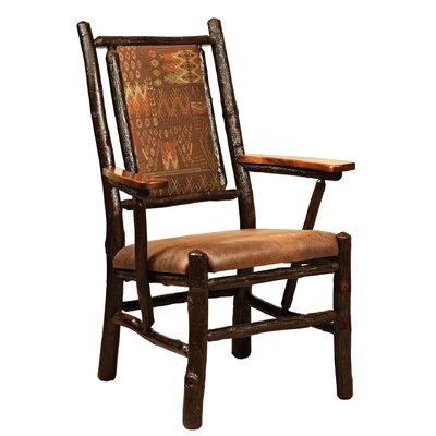Quijada Fireside Armchair