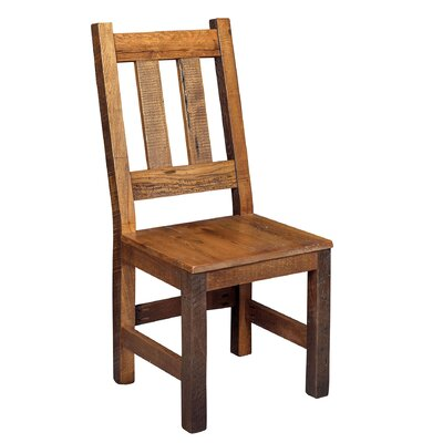 Rabon Solid Wood Dining Chair