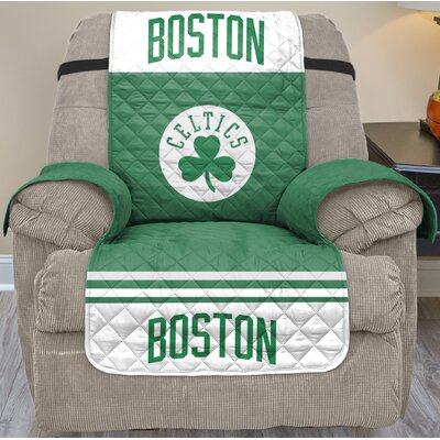 NBA Recliner Slipcover NBA Team: Boston Celtics