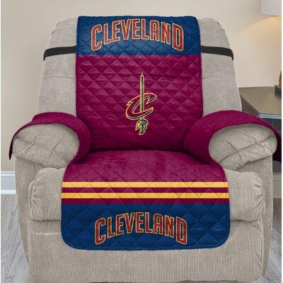 NBA Recliner Slipcover NBA Team: Cleveland Cavaliers
