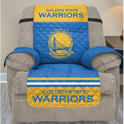 NBA Recliner Slipcover NBA Team: Golden State Warriors