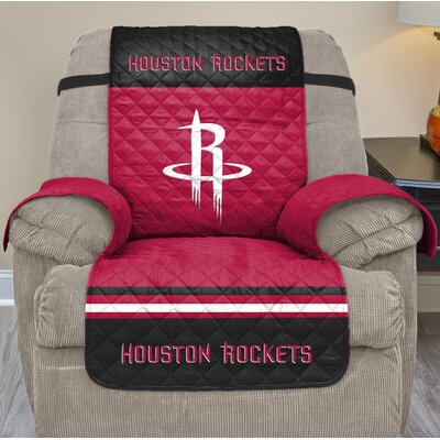 NBA Recliner Slipcover NBA Team: Houston Rockets