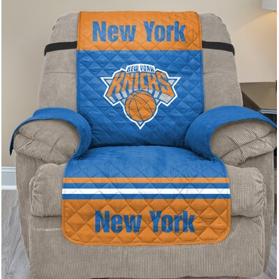 NBA Recliner Slipcover NBA Team: New York Knicks