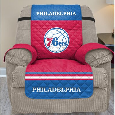 NBA Recliner Slipcover NBA Team: Philadelphia 76Ers