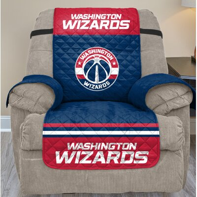 NBA Recliner Slipcover NBA Team: Washington Wizards