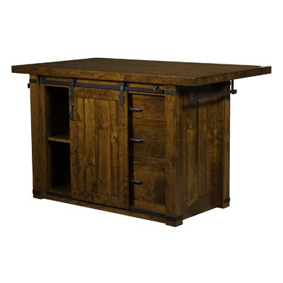 Ridenhour Kitchen Island