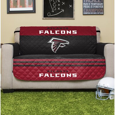 NFL Loveseat Slipcover NFL Team: Atlanta Falcons