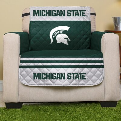 NCAA Armchair Slipcover NCAA Team: Michigan State