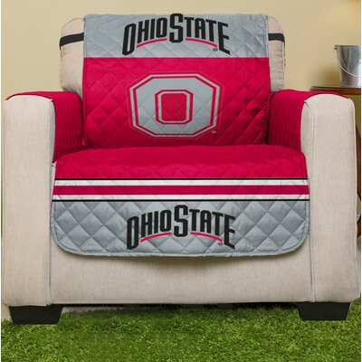 NCAA Armchair Slipcover NCAA Team: Ohio State