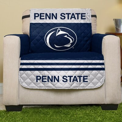 NCAA Armchair Slipcover NCAA Team: Penn State