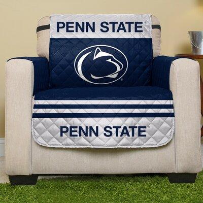 NCAA Armchair Slipcover NCAA Team: Penn State