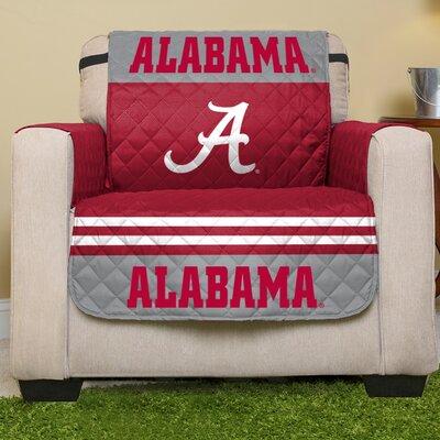 NCAA Armchair Slipcover NCAA Team: University Of Alabama