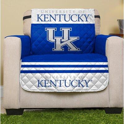 NCAA Armchair Slipcover NCAA Team: University Of Kentucky