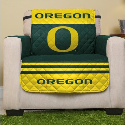NCAA Armchair Slipcover NCAA Team: University Of Oregon