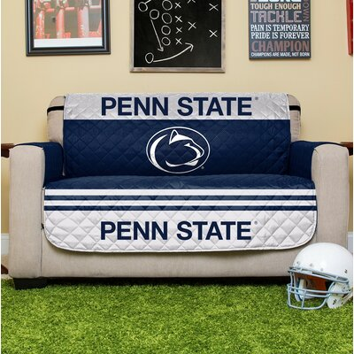 NCAA Loveseat Slipcover NCAA Team: Penn State
