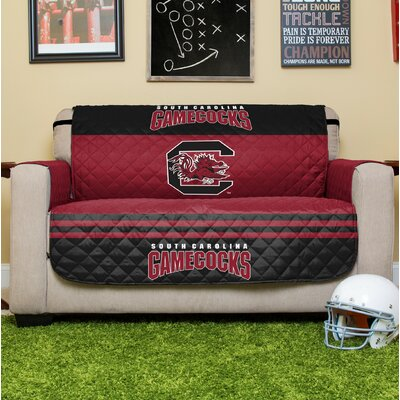 NCAA Loveseat Slipcover NCAA Team: South Carolina