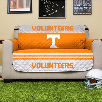 NCAA Loveseat Slipcover NCAA Team: Tennessee