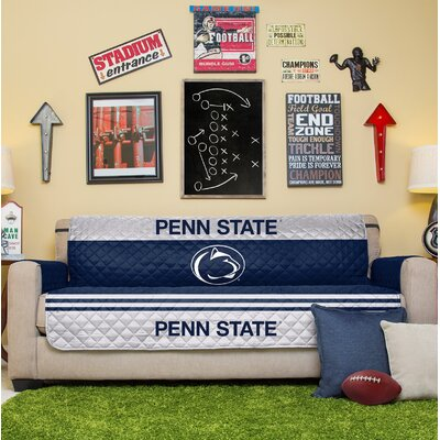 NCAA Sofa Slipcover NCAA Team: Penn State