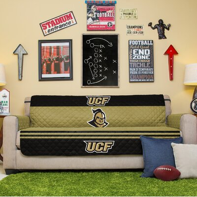 NCAA Sofa Slipcover NCAA Team: University Of Central Florida
