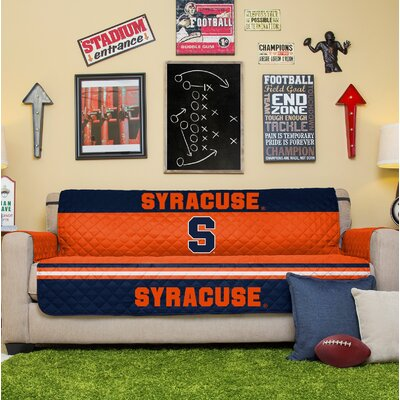 NCAA Sofa Slipcover NCAA Team: Syracuse