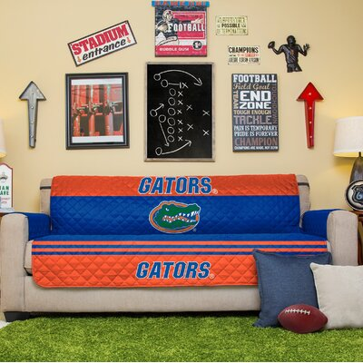 NCAA Sofa Slipcover NCAA Team: Florida