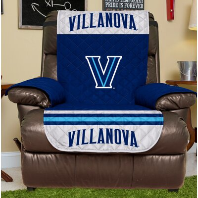 NCAA Recliner Slipcover NCAA Team: Villanova, Size: Large