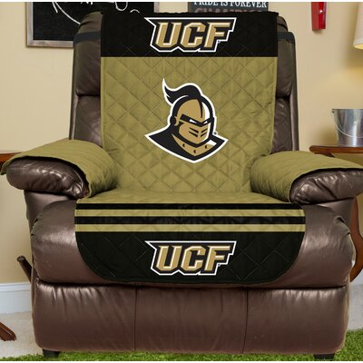 NCAA Recliner Slipcover NCAA Team: University Of Central Florida, Size: Large