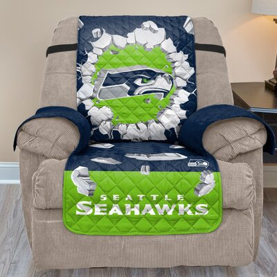 NFL Recliner Slipcover NFL Team: Seattle Seahawks