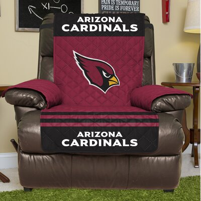 NFL Recliner Slipcover NFL Team: Arizona Cardinals