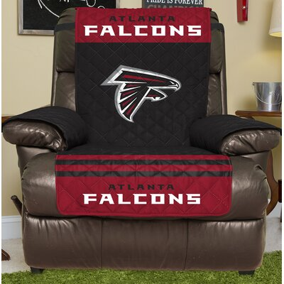NFL Recliner Slipcover NFL Team: Atlanta Falcons
