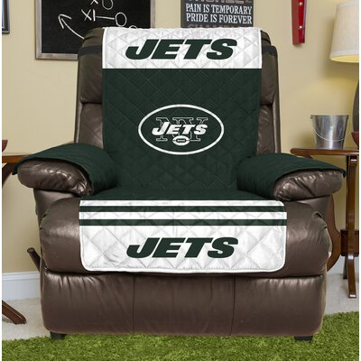 NFL Recliner Slipcover NFL Team: New York Jets