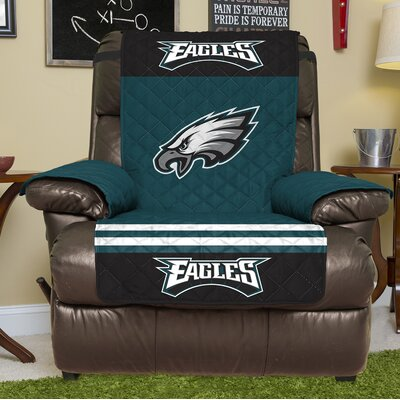 NFL Recliner Slipcover NFL Team: Philadelphia Eagles
