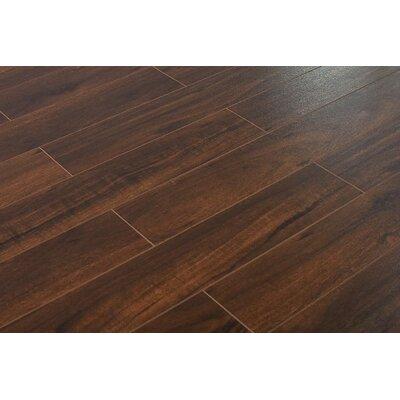 Killian 5 x 48 x 12mm Walnut Laminate Flooring in Caribbean