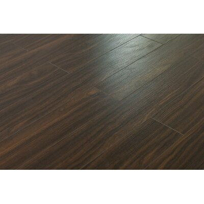 Killian 5 x 48 x 12mm Laminate Flooring in Macore