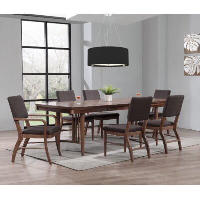 Chau 7 Piece Dining Set