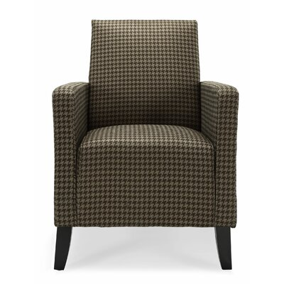 Christopher Armchair Upholstery: Brown Sugar