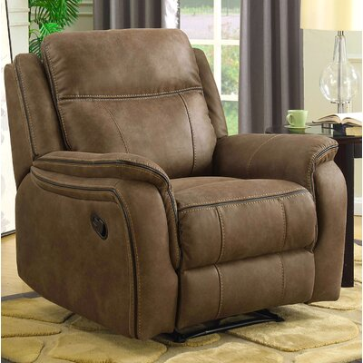 Roddy Rocker Recliner Reclining Type: Manual - Push Back