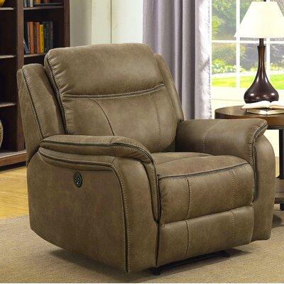 Roddy Rocker Recliner Reclining Type: Power - Push Button