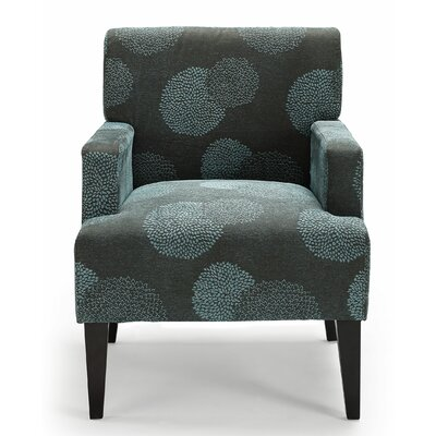 Costales Armchair Upholstery: Blue/Floral