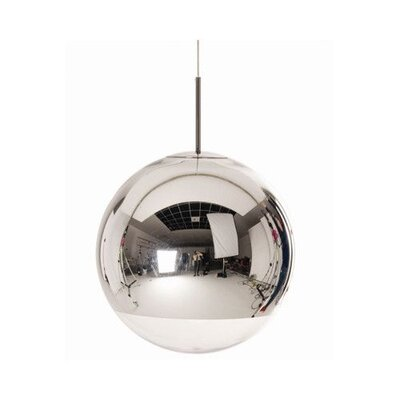 Howery 1-Light LED Globe Pendant