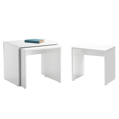 Windisch 3 Piece Nesting Tables