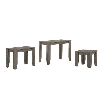 Gilsey 3 Piece Nesting Tables